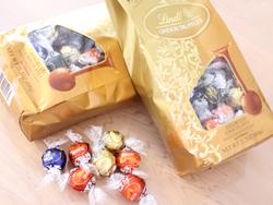 lindorリンドールのチョコレート