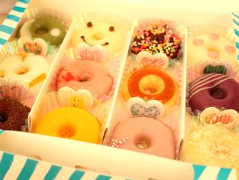 名古屋のANTIQUE生ドーナツと八天堂のクリームパン