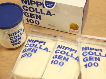 ニッピコラーゲン100をリピート