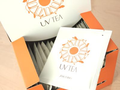 資生堂飲む紫外線対策UV TEA