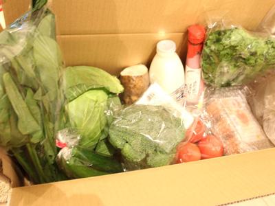 九州野菜のお取り寄せ