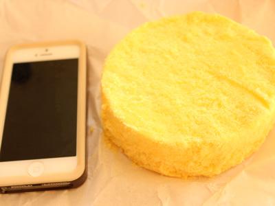 2012お取り寄せで金賞!ルタオの2層チーズケーキ