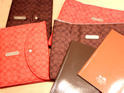 コーチが付録!COACH 2013 SPRING/SUMMER COLLECTIONは買い!