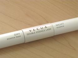 vecua(ベキュア)のまつげ用美容液の感想