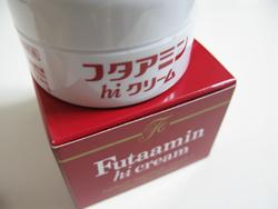 プチプラ優秀クリームのフタアミンhiクリーム