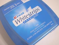 自宅での歯のホワイトニング体験談