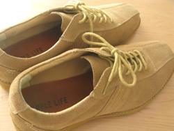 本革靴が980円!