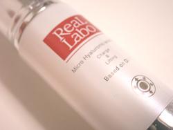 製薬会社の化粧品「リアルラボ」の口コミ