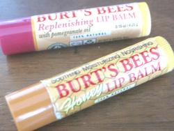 バーツビーズのリップバームburt's bees リップ口コミ体験談・感想などの評判