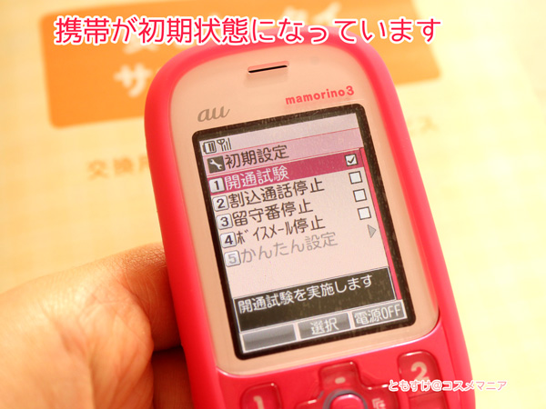 au携帯を紛失して保険で交換した話口コミ感想・効果や評判