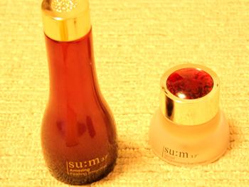韓国の自然発酵化粧品スム37° su:m37°口コミ評判、体験談・感想