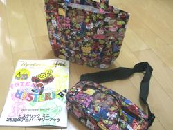 Hysteric mini 25th anniversary book口コミ感想・効果や評判
