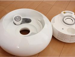 ±0(プラスマイナスゼロ)の加湿器口コミ感想・効果や評判