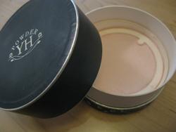yh化粧品ルーセントパウダー粉おしろい口コミ感想・効果