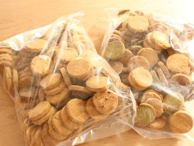 1kg 220枚も入ってるおいしい豆乳おからダイエットクッキー