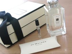 ジョー マローンの香水口コミ感想!